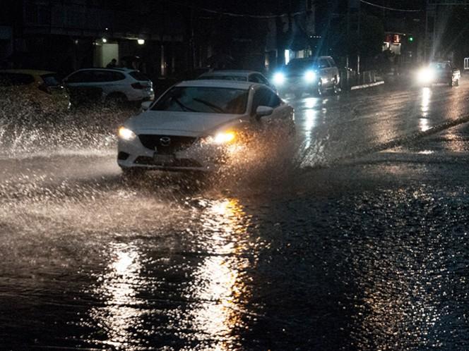 Seis sistemas meteorológicos afectan al país