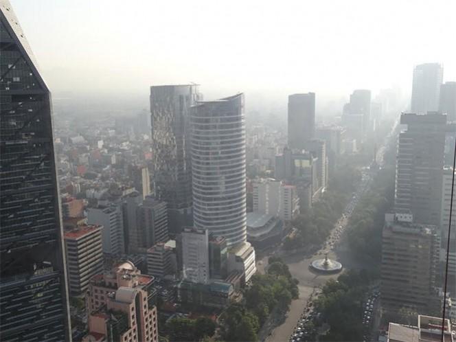 Se recomienda a las personas extremadamente sensibles a la contaminación, evitar actividades al aire libre. Foto: Carlos Raúl Ramírez Galván