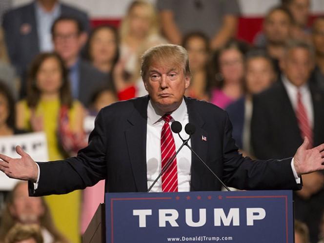 El diario británico The Telegraph informó que Trump eludió 'cuantiosas obligaciones fiscales' y pudo incurrir en un delito de fraude. Foto AP