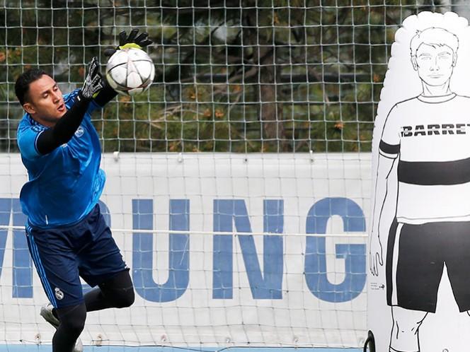 El portero de Costa Rica, Keylor Navas, queda fuera de la Copa América (EFE)