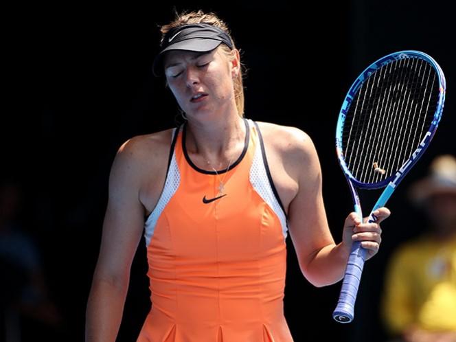 La tenista Maria Sharapova suspendida dos años por dopaje (Fotos: AP)