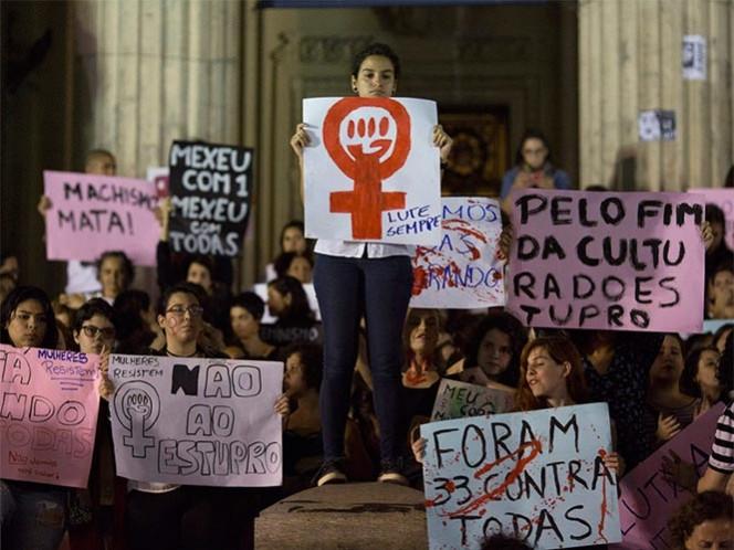 Acusan a 7 hombres por violación colectiva de menor en Brasil