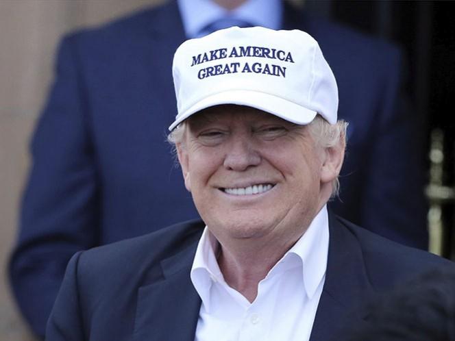 El precandidato republicano se compromete a reforzar los lazos con Londres si llega a la presidencia de EU