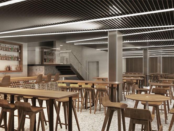 Habrá palcos club, suites ejecutivas y 13 palcos (Cortesía Estadio Azteca)