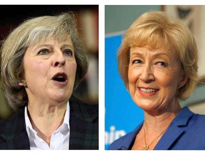 Será una mujer la próxima primera ministra británica