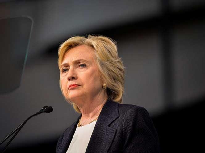 Pierde Hillary Clinton presencia en estados clave