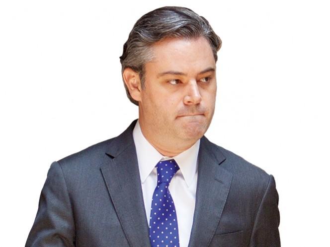 Aurelio Nuño Mayer, secretario de Educación Pública. Foto: Eduardo Jiménez/Archivo