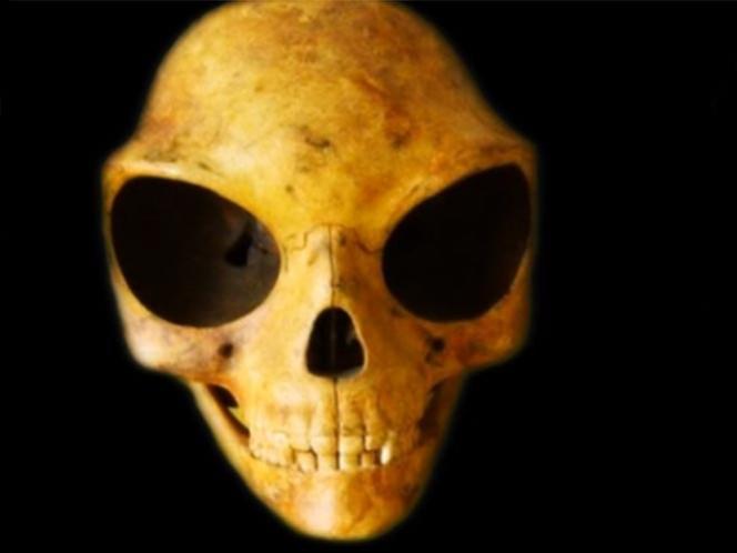 ¿De extraterrestre o alienígena? El misterio de la calavera danesa