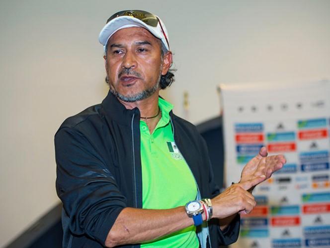 Raúl 'Potro' Gutiérrez pide a los equipos poner a jugar a seleccionados y descarta renunciar a la Selección Mexicana (Mexsport)