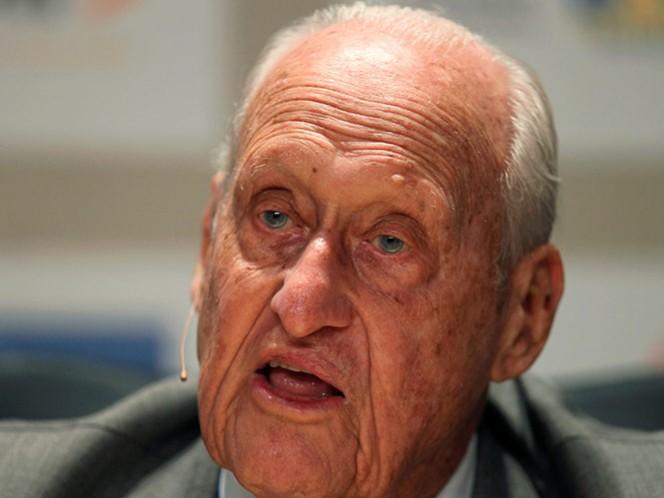 Fallece Joao Havelange, expresidente de la FIFA (Reuters)