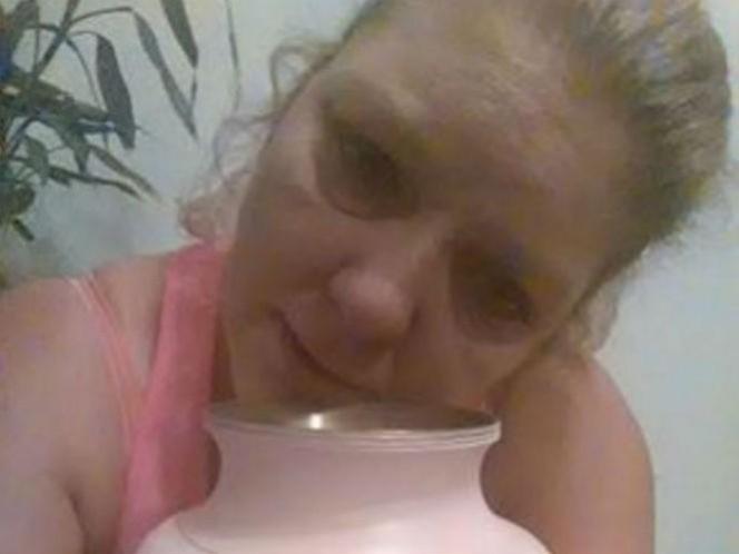 Tina quiso crear conciencia acerca de la sobredosis de drogas a través de Facebook.