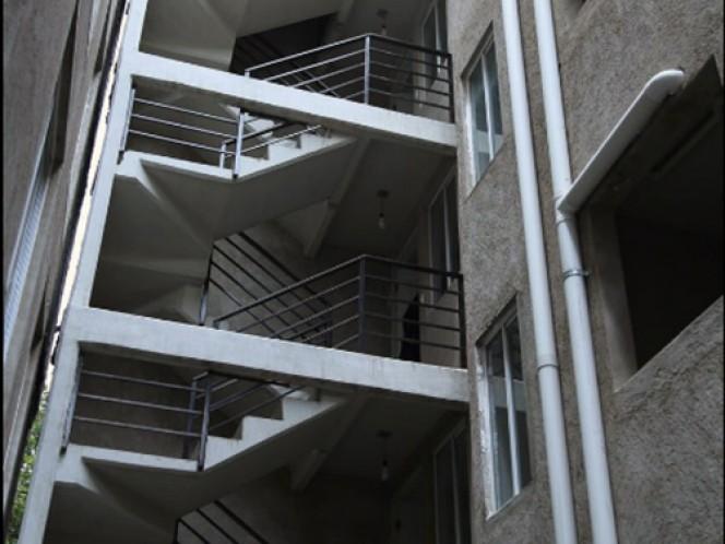 En la construcción de los departamentos se invirtieron 23 millones de pesos.