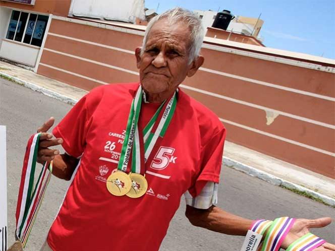 Tras dos participaciones previas en Italia y Brasil, Julio Sobrevilla Vicencio fue reconocido en el ranking de los 10 primeros. Foto: Cuartoscuro/Archivo