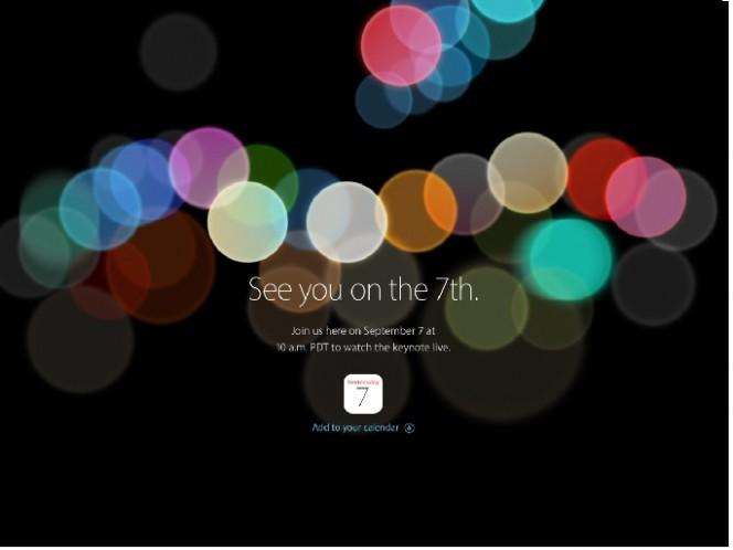 Apple aclara todo sobre el nuevo iPhone 7