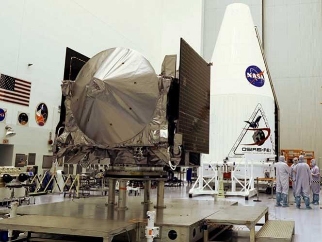 La roca espacial mide entre siete y 16 metros de diámetro; pasó alrededor de las 17.20 horas GMT