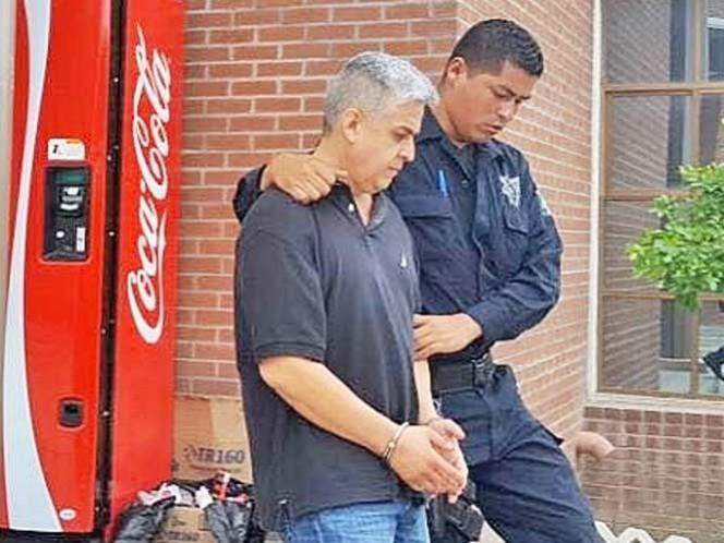Arrestan a Pancho Platas, ex funcionario de Padrés en Sonora