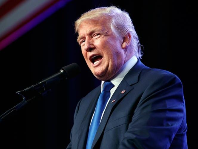 Trump goza de excelente salud física: Médico