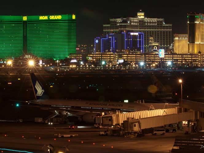 EEUU: Tiroteo en Las Vegas dejó dos heridos