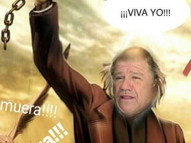 """En redes sociales criticaron el """"Viva yo"""" del alcalde de Macuspana, Tabasco"""