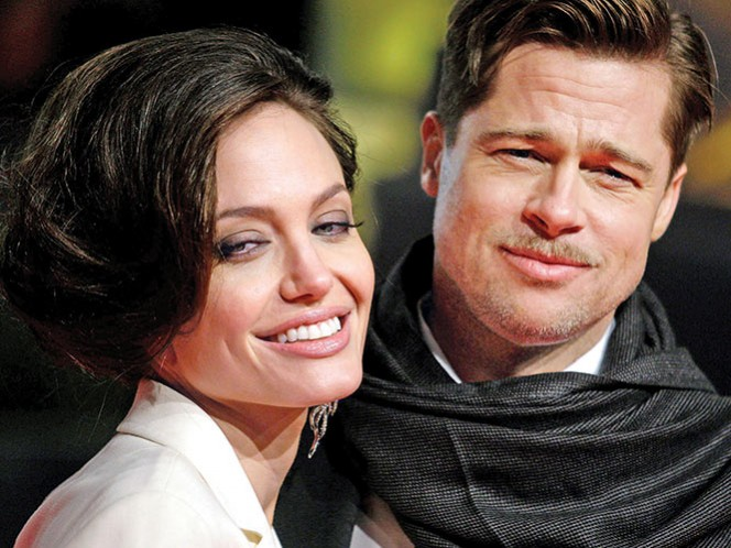 Se rompe una pareja perfecta: Angelina Jolie y Brad Pitt