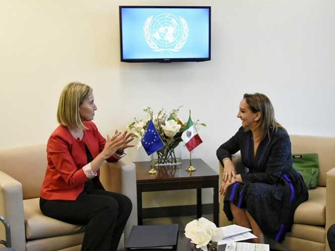 Construcción de un muro entre México-EU, propuesta absurda: Ruiz Massieu