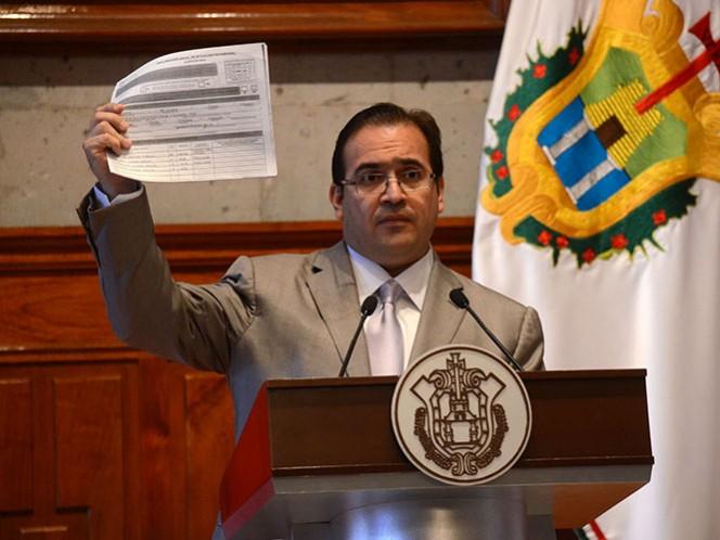 Este lunes a las 18:00 horas, la Comisión Nacional de Justicia Partidaria sesionará en el proceso que se sigue al gobernador de Veracruz