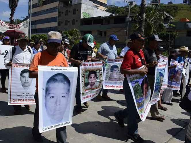 Este 26 y 27 de septiembre se cumplen dos años de la desaparición de los normalistas de Ayotzinapa.