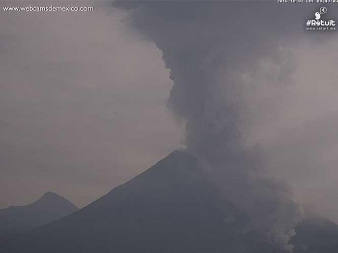 Foto: Webcams de México