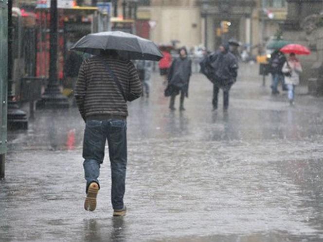 Se prevé que un nuevo frente frío se ubique en el norte de la República Mexicana; lluvias con granizo en Morelos, Puebla, Veracruz, Oaxaca y Chiapas