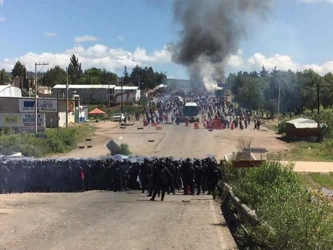 Impiden que personal de la PGR realice peritajes en Oaxaca