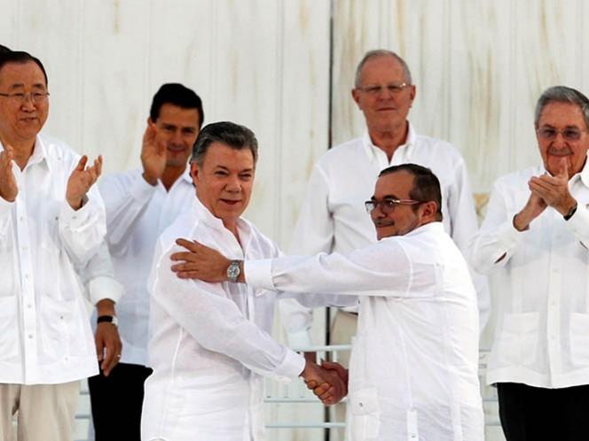 El presidente de Colombia fue reconocido con el Nobel de la Paz por sus esfuerzos para acabar con una guerra civil de más de medio siglo