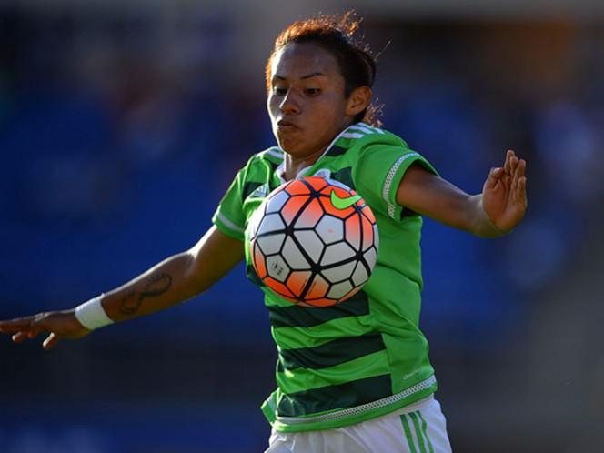 Dayana Cazares asegura que van paso a paso en busca de la final del Mundial Femenil Sub 17 (Mexsport)