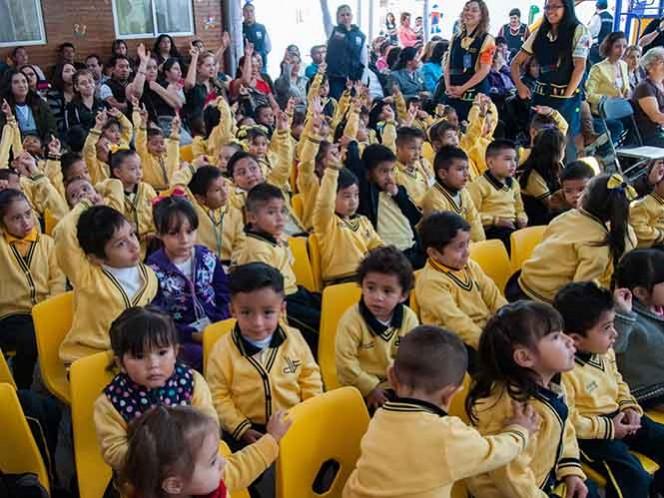 La cobertura para estos menores se ha quedado estancada; seis de cada diez pequeños siguen sin acudir al preescolar