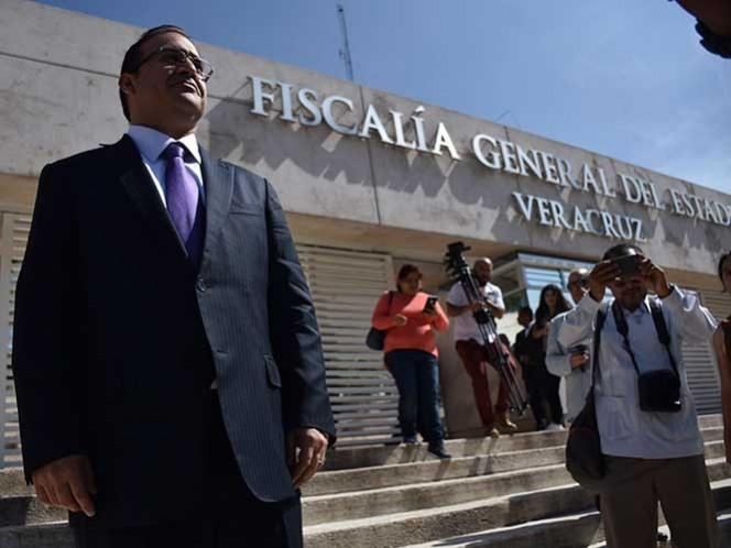 Aseguró el gobernador electo de Veracruz, tras la licencia solicitada por su homologo, con la que pretende separase de sus funciones
