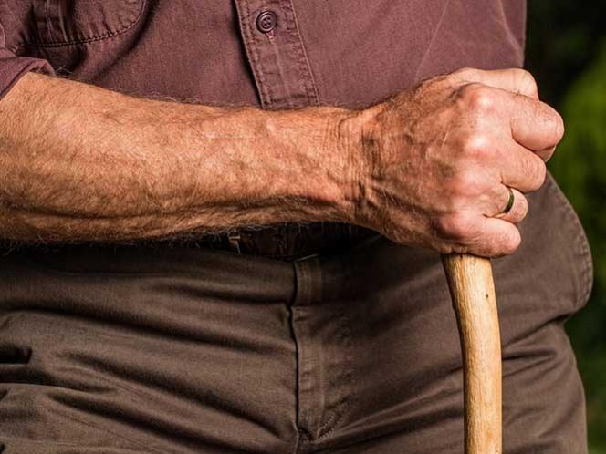 El hombre de 74 años de edad sufrió una caída inesperada y sufrió lesiones en la cabeza que le costaron la vida.