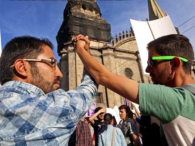El Conapred implementó una campaña con el hashtag #PréndeteVsLaDiscriminación. Foto: Cuartoscuro/Archivo