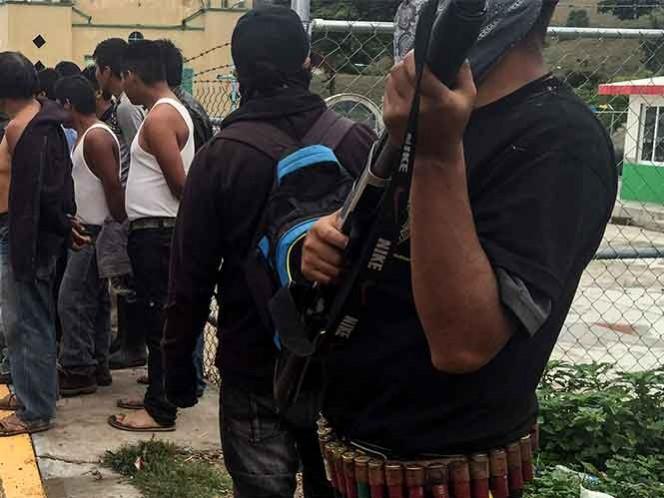 Enfrentamiento en Arcelia deja 2 muertos y 10 heridos