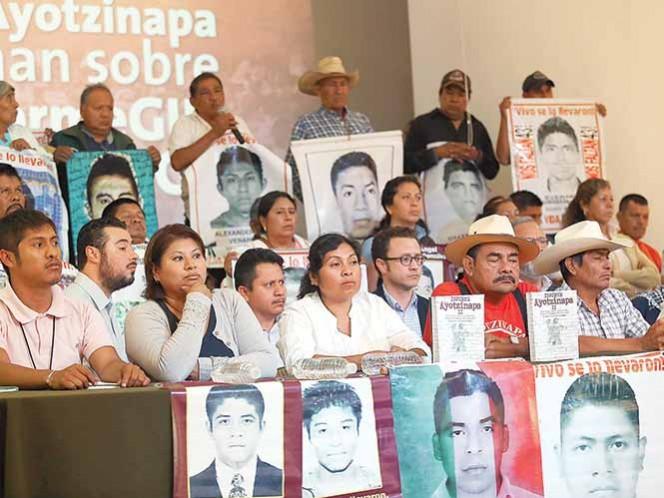 Dan a conocer plan de trabajo del Mecanismo de Seguimiento para Ayotzinapa