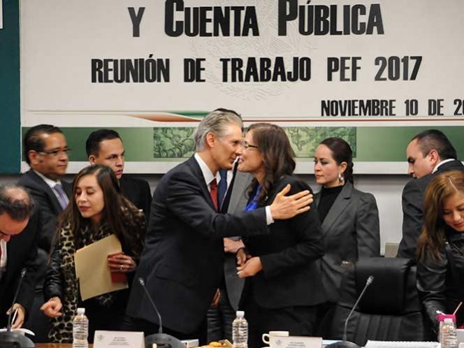 Diputados pactan 2500 mdp de Fondo de Capitalidad para la CDMX — MÉXICO