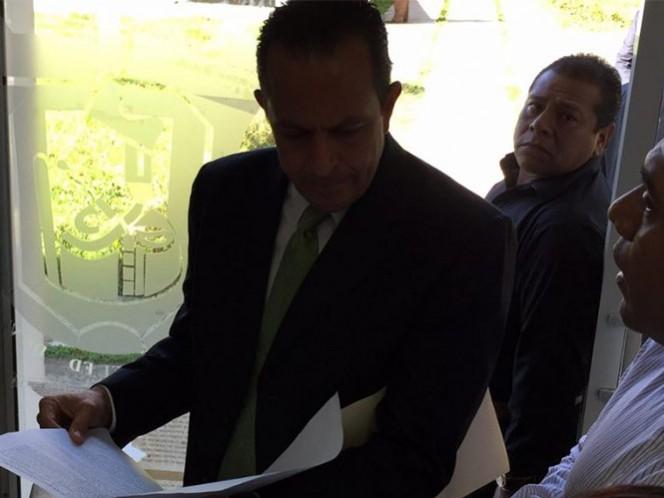 Recibe Congreso de Veracruz el Sexto Informe de Gobierno de Javier Duarte