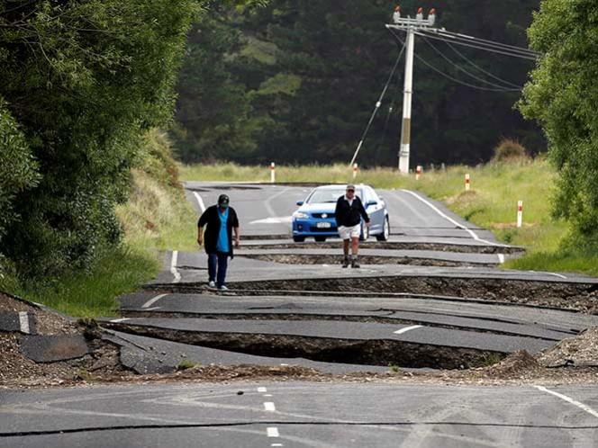 Nueva Zelanda se recupera y evalúa daños tras terremoto
