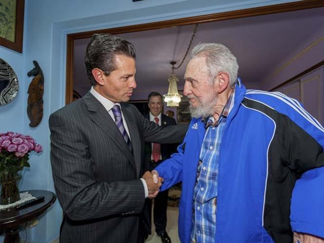 Enrique Martínez y Martínez, embajador de México en Cuba, afirmó que el mandatario dio la instrucción para asistir a las honras fúnebres
