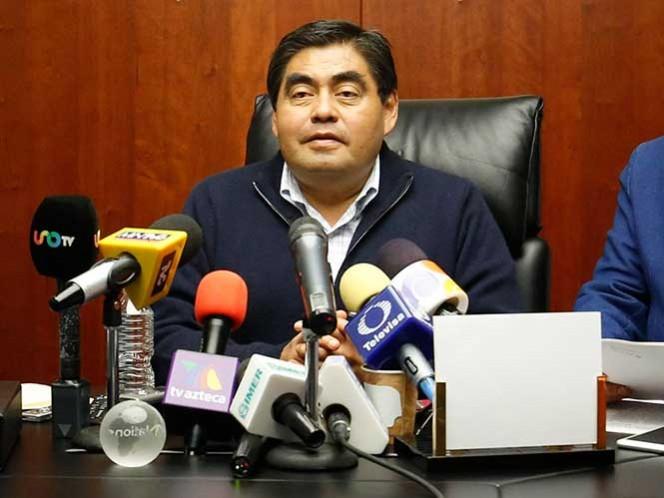 El senador Miguel Barbosa aclaró que el actual procurador, Cervantes Andrade, podrá participar para Fiscal General: 'sólo que ya no obtendrá el puesto de manera automática'