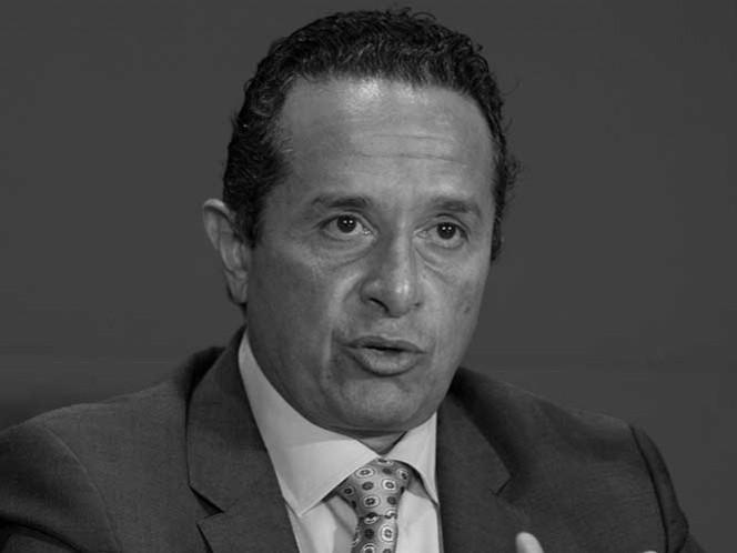 El gobernador de Quintana Roo, que no pertenece al Sol Azteca, pero estuvo en junta con sus mandatarios, negó que se fragüe un gobierno de coalición para los comicios de 2018