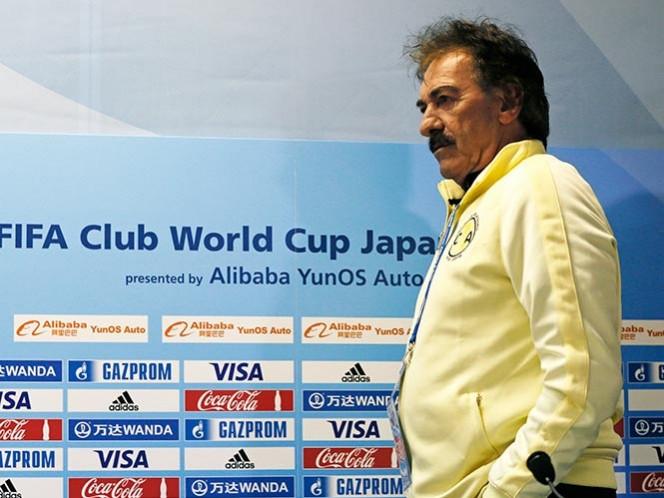 """""""Tenemos jugadores de garantía y con eso América va a intentar dar a conocerse al mundo"""", destaca Ricardo La Volpe (AP)"""
