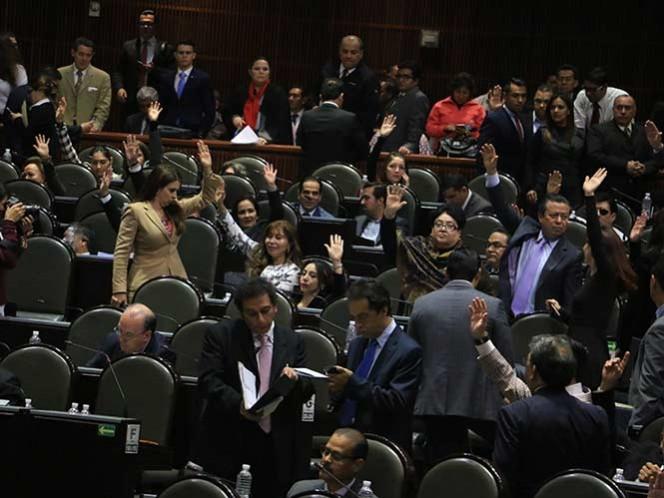 Diputados avalan reformas y adiciones a Ley de Víctimas