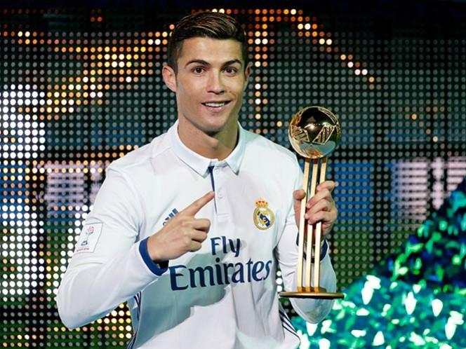 Cristiano Ronaldo cerró un año de ensueño con la obtención del Mundial de Clubes con el Real Madrid (Reuters)