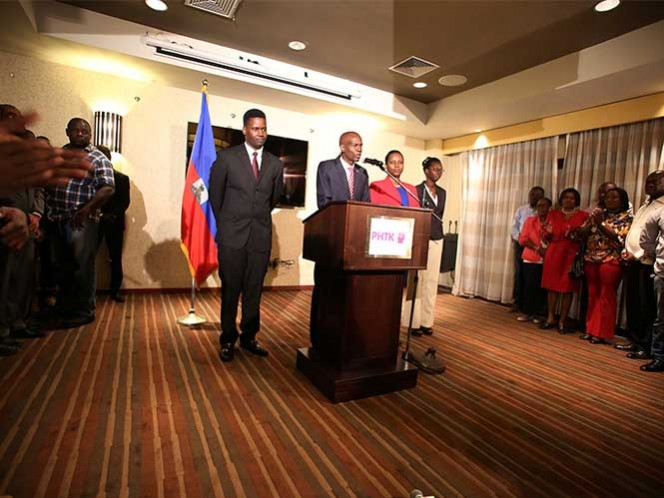 Jovenel Moise será el nuevo presidente de Haití