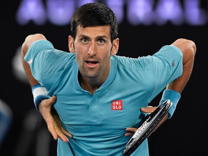 Novak Djokovic y Serena Williams, con complicados debuts en Australia (Fotos: AP)