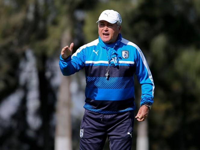 Gallos enfrentará este domingo a Puebla en el estadio Cuauhtémoc dentro de la fecha tres del Clausura 2017 de la Liga MX. (Mexsport)
